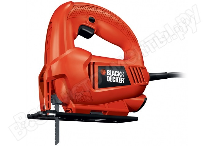 Лобзик BLACKandDECKER KS 500